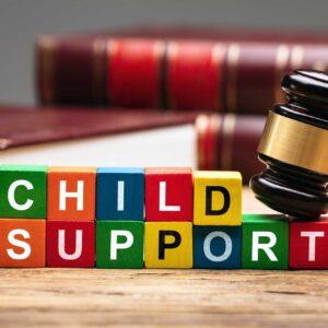 Child Support change